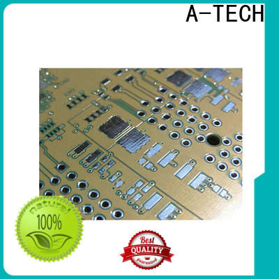 A-TECH hot air leveling pcb gold plated factory at discount