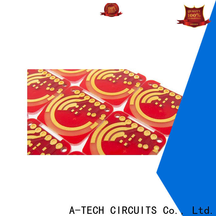 A-TECH high quality immersion silver pcb finish Supply for wholesale