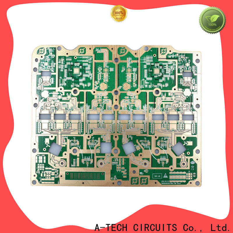 A-TECH plating pcb anti pad factory top supplier
