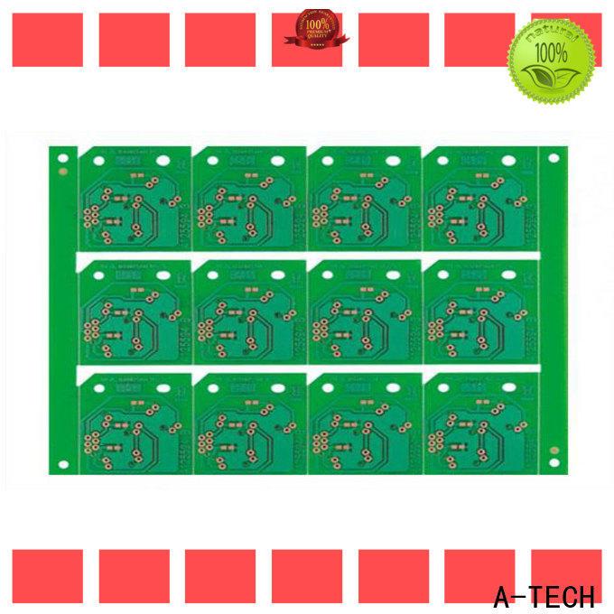 A-TECH flexible pcb design tutorial factory for led