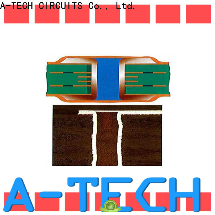 A-TECH blind edge plating pcb durable for sale