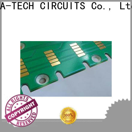 A-TECH control thermal vias in pcb for business for wholesale