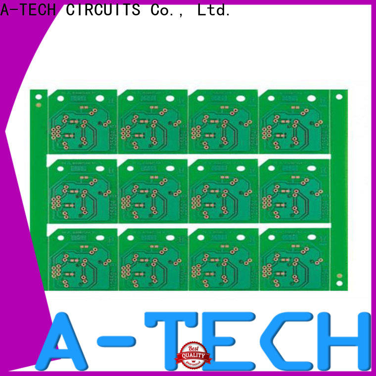 A-TECH single sided pcb components assembly factory at discount