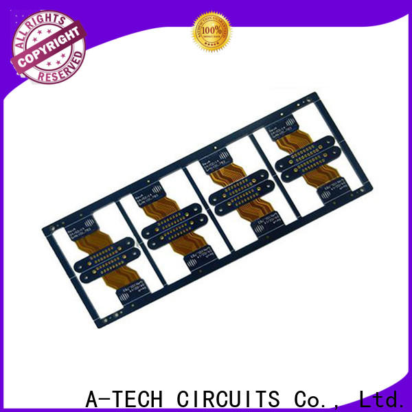 A-TECH prototype best pcb manufacturer for hobbyist double sided for led