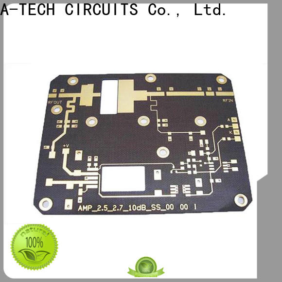Top small pcb manufacturer single sided double sided at discount