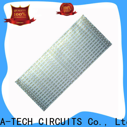 A-TECH flexible PCB prototype manufacturer factory for led