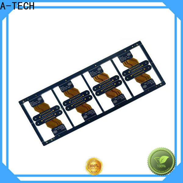 A-TECH quick turn printed circuit board assembly companies manufacturers for led