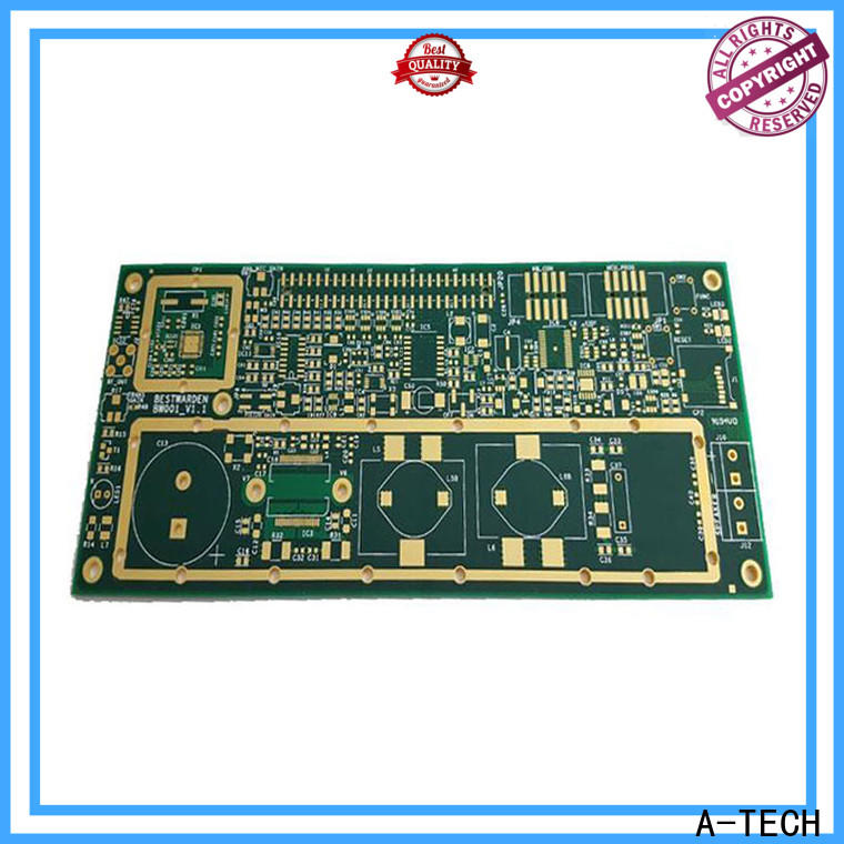 A-TECH 4 layer pcb prototype top selling