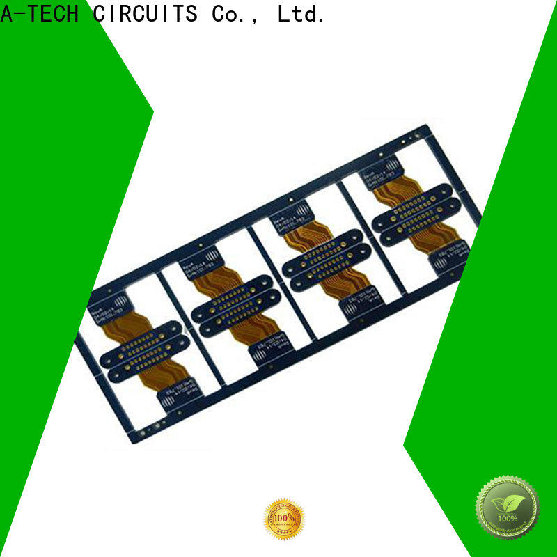 A-TECH Latest microvia pcb for business for led