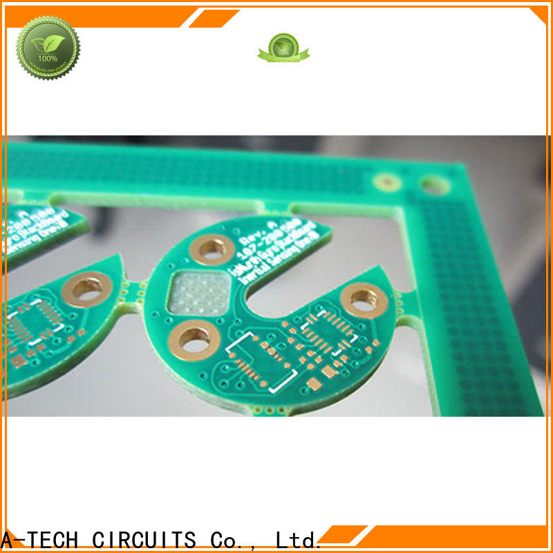 A-TECH impedance buried via and blind via best price top supplier