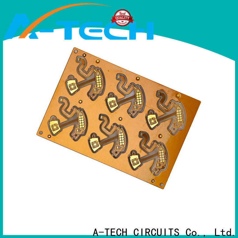 A-TECH single sided pcb and assembly manufacturers at discount