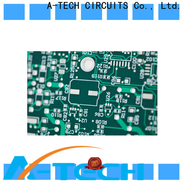 A-TECH carbon immersion silver pcb finish manufacturers at discount