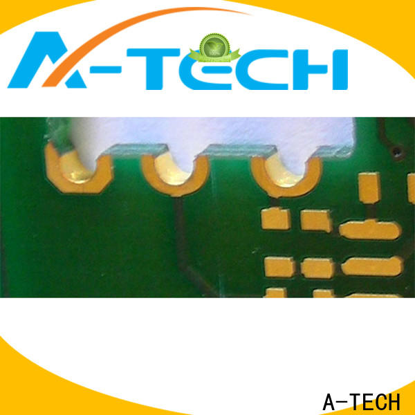 A-TECH edge plating pcb plating for business at discount