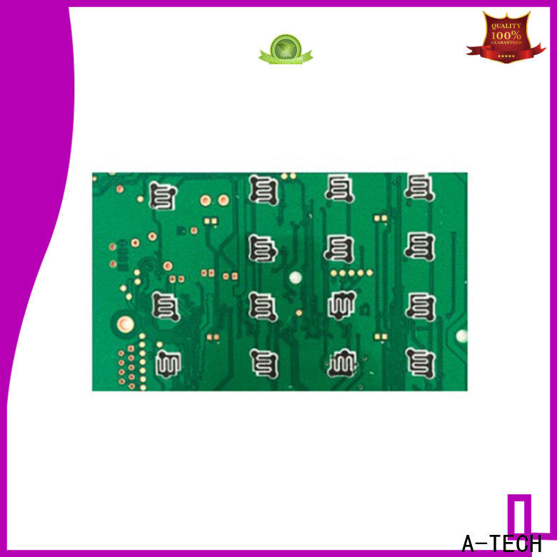 A-TECH wholesale China enig pcb finish cheapest factory price for wholesale
