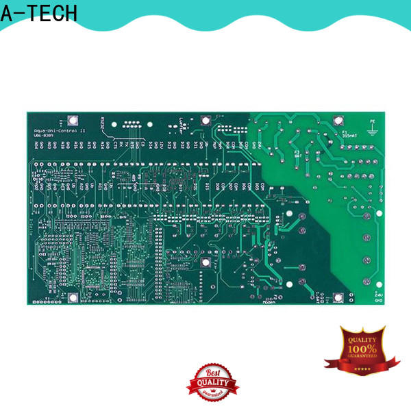 A-TECH rigid prototype pcb assembly services for business