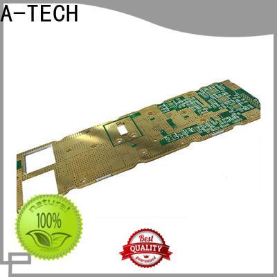 A-TECH flexible rigid flex pcb design top selling for led