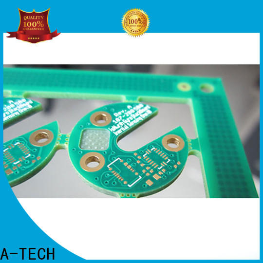 A-TECH via in pad cost plated company for wholesale