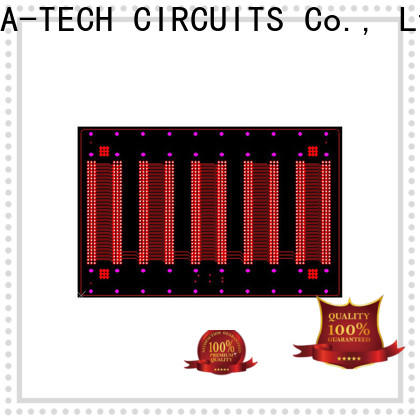 A-TECH free delivery buried vias pcb factory at discount