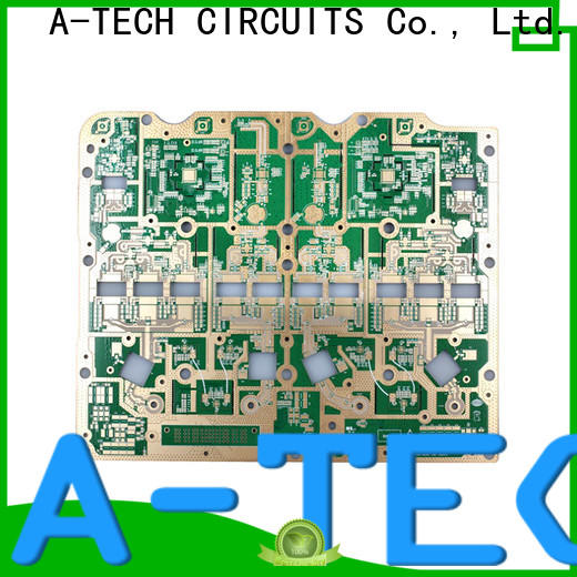 A-TECH A-TECH via in pad plated over factory at discount