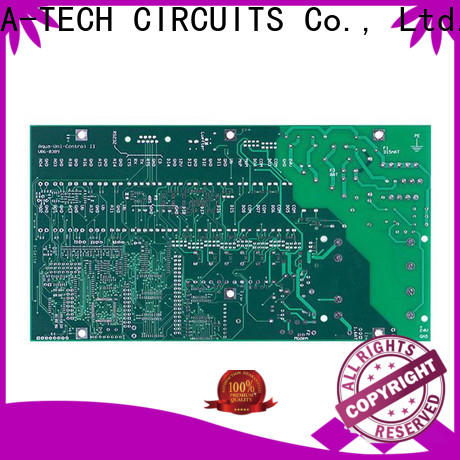 A-TECH Custom heavy copper pcb company at discount