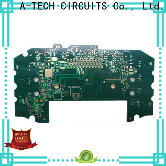 A-TECH rigid 4 layer pcb manufacturing factory for led