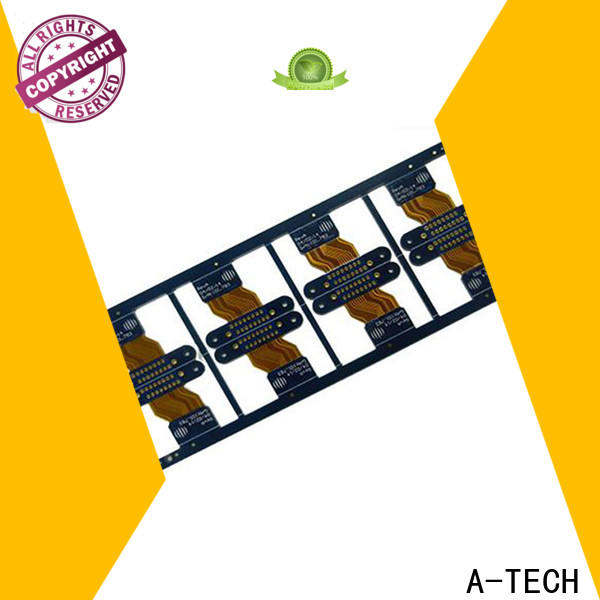 A-TECH microwave pcb assembly quote double sided