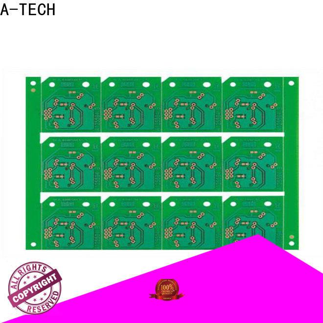 A-TECH prototype multilayer flex circuits manufacturers