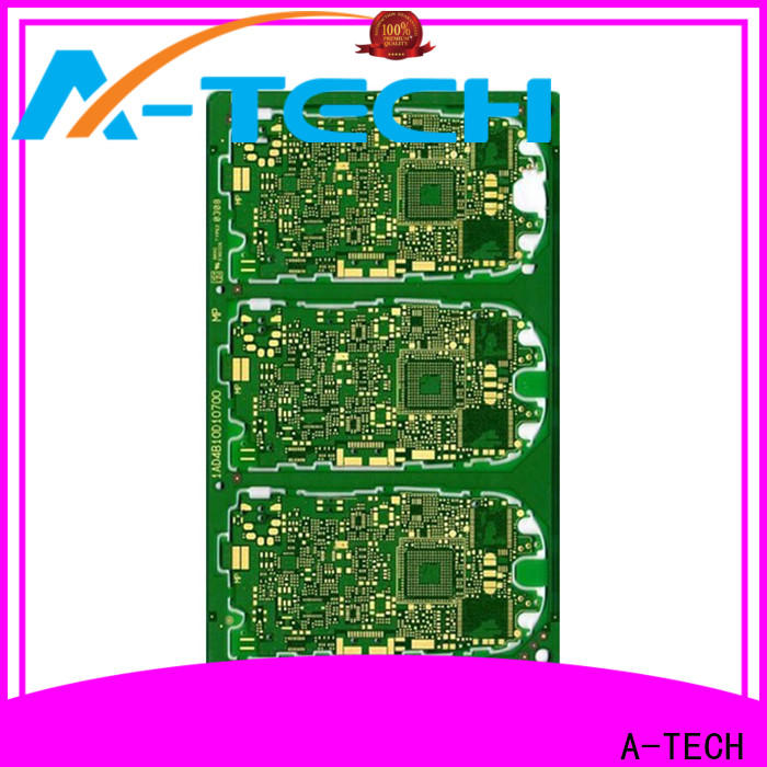 A-TECH flexible pcb layout services company at discount