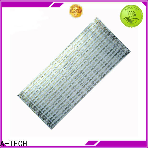 A-TECH single sided pcb board manufacturing factory at discount
