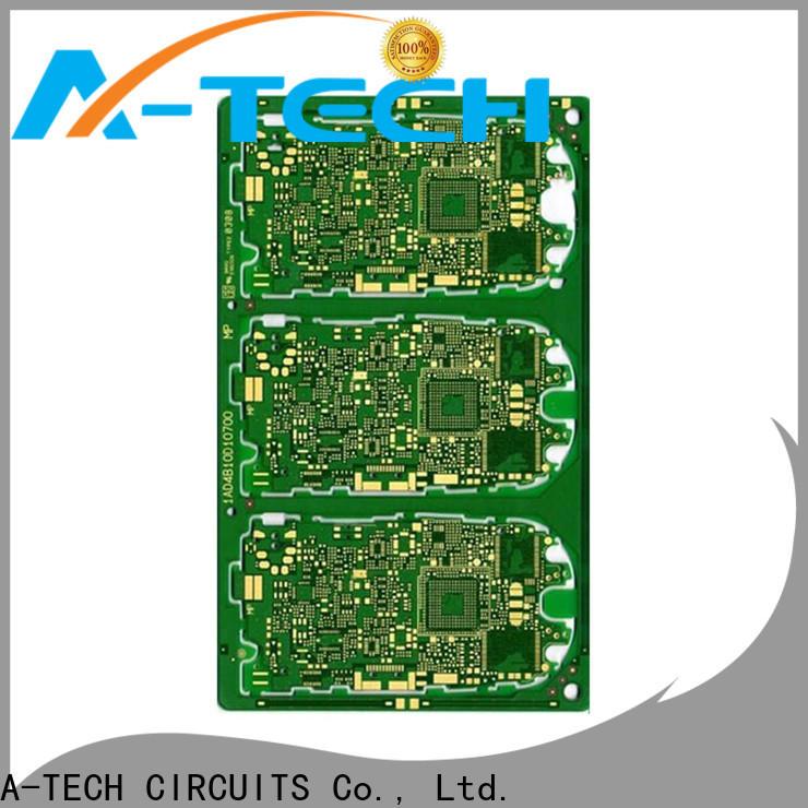 A-TECH buy custom pcb custom made for wholesale