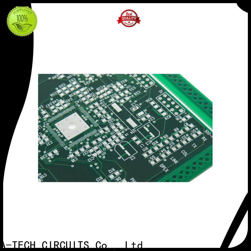 A-TECH highly-rated immersion silver pcb Suppliers for wholesale