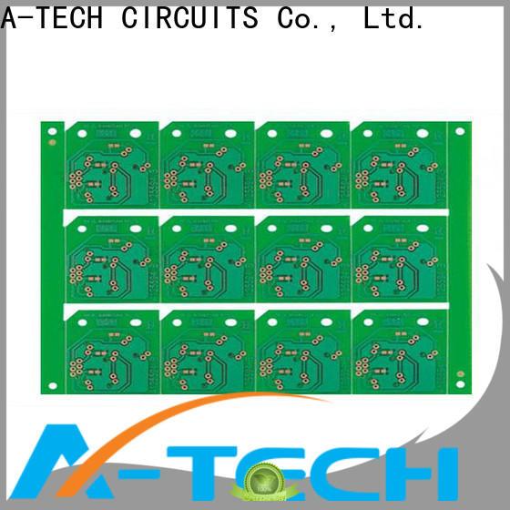 A-TECH Custom flexible pcb manufacturer company