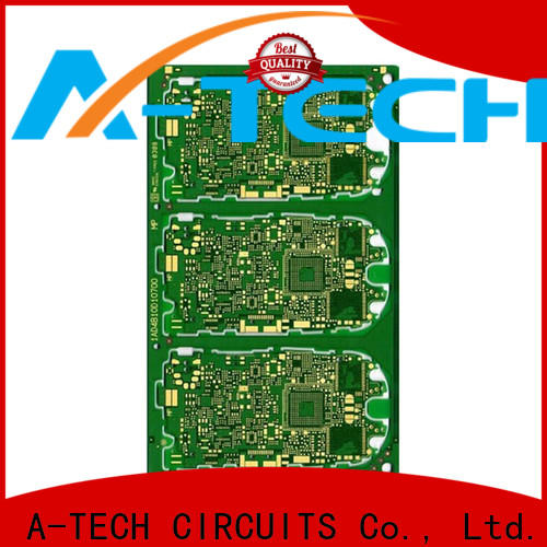 A-TECH flexible cheap pcb assembly custom made for wholesale