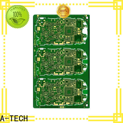 A-TECH flexible pcb components assembly Suppliers for led