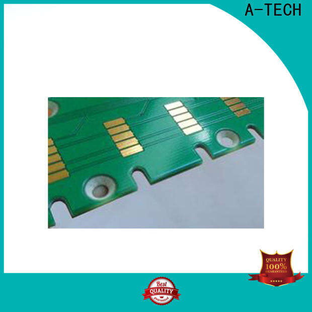 A-TECH routing buried via and blind via Suppliers for wholesale