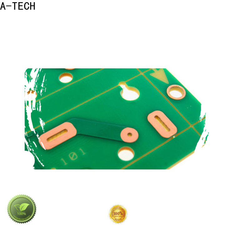 wholesale China enig pcb finish silver free delivery at discount