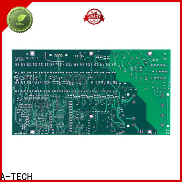 quick turn pcb manufacturers rigid double sided for led