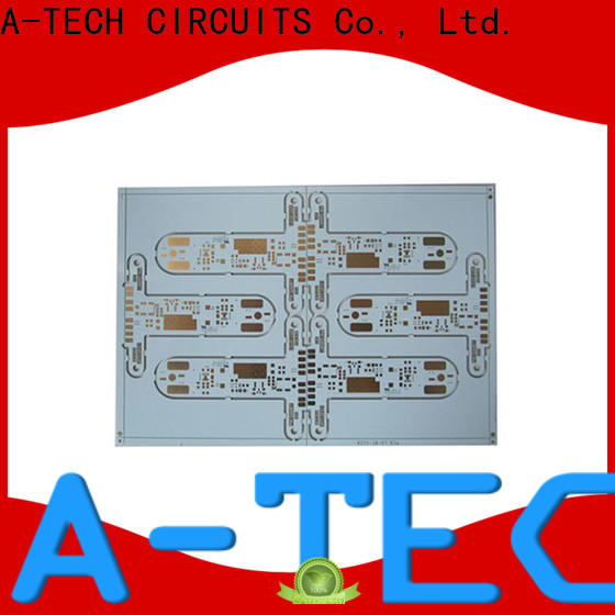 A-TECH rogers low volume pcb assembly company