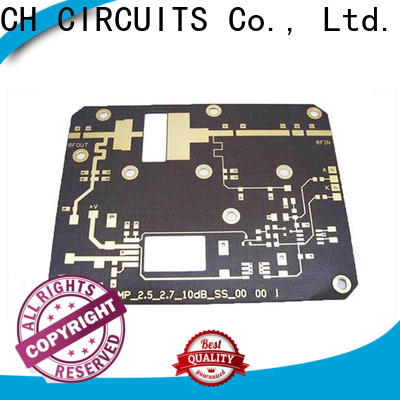 A-TECH rigid pcb design flow double sided at discount
