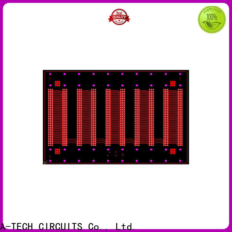 A-TECH impedance blind via in pcb hot-sale at discount