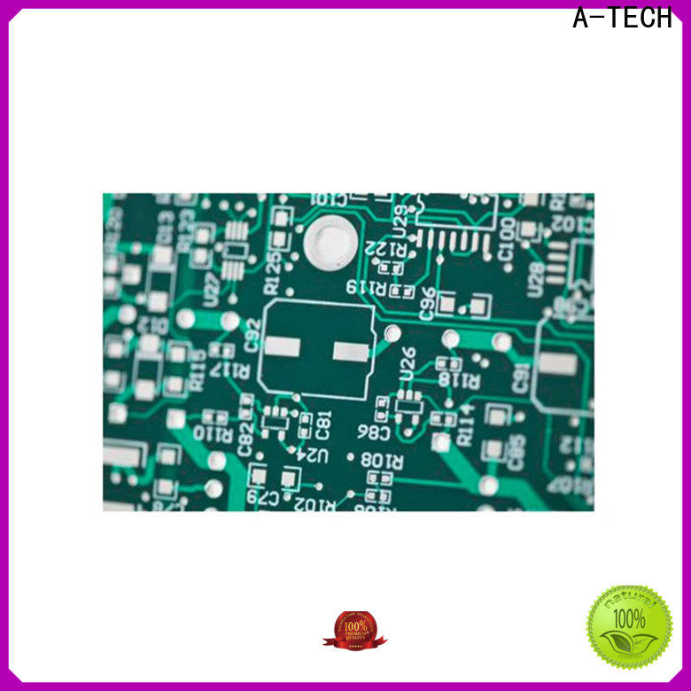 A-TECH hasl pcb finish manufacturers at discount