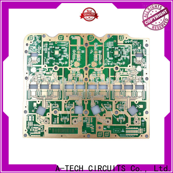 A-TECH edge annular ring pcb manufacturers for sale