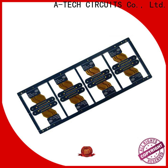 A-TECH Wholesale high quality short run pcb manufacture double sided for led