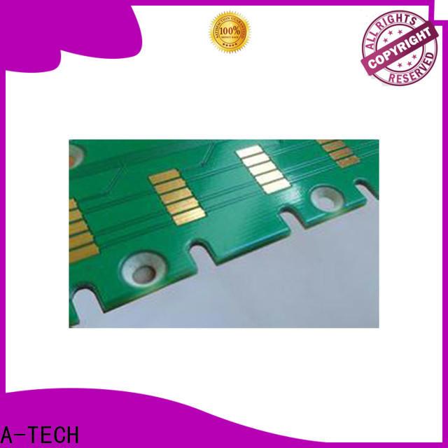 A-TECH thick copper blind vias pcb company for sale