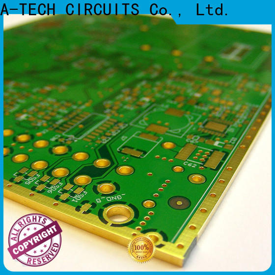 A-TECH OEM high quality thermal vias in pcb Supply at discount