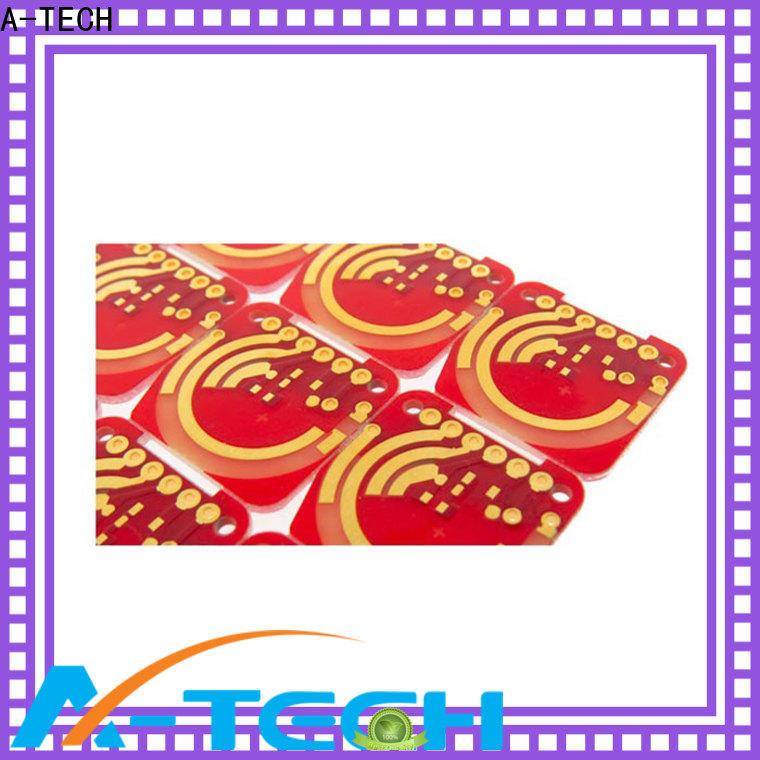 A-TECH hard lead free hasl pcb for business for wholesale
