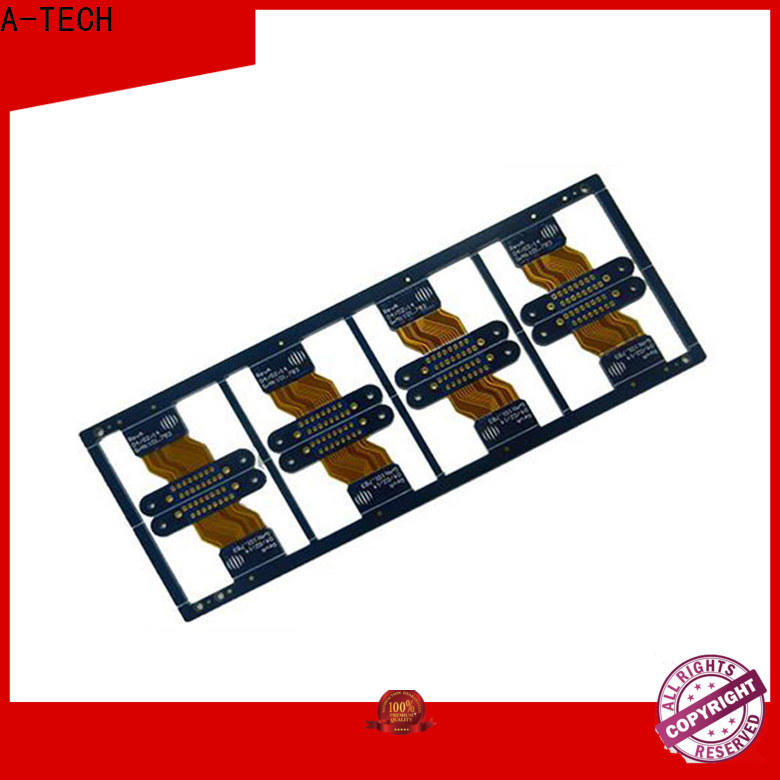 A-TECH Bulk purchase automated pcb assembly double sided for led