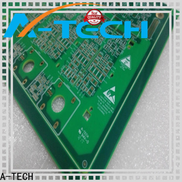 A-TECH printed circuit board design double sided at discount