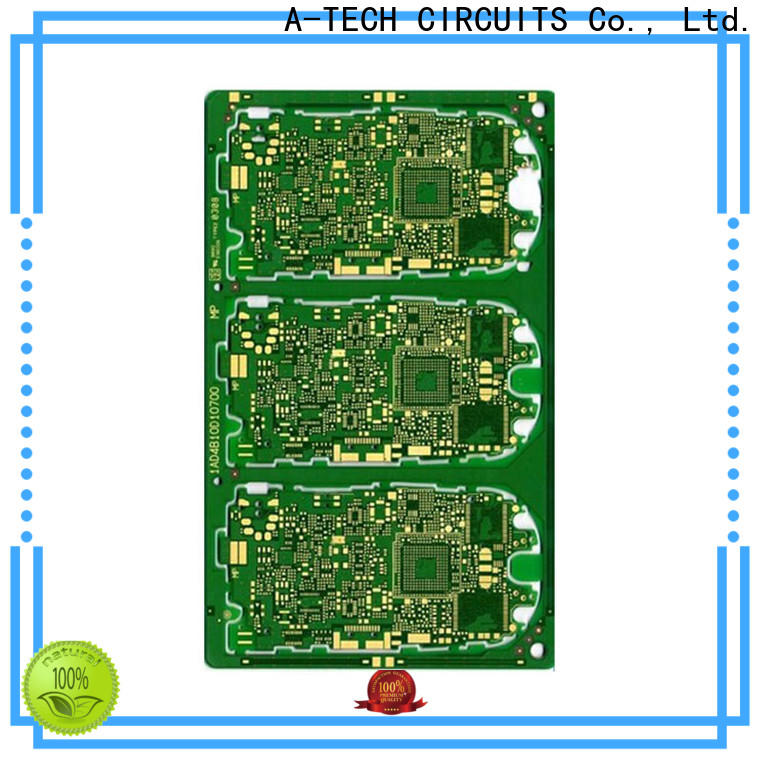 A-TECH single sided online pcb order manufacturers at discount