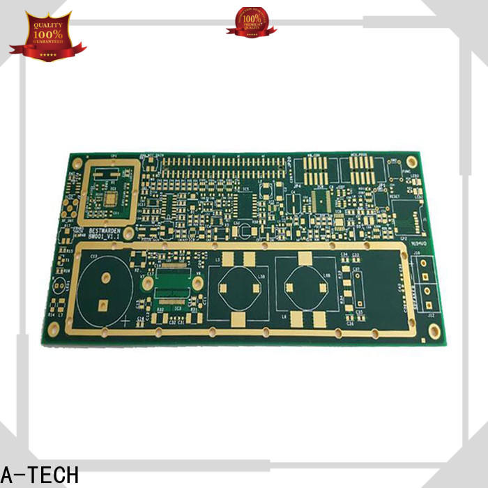 A-TECH ODM low cost pcb assembly manufacturers for led